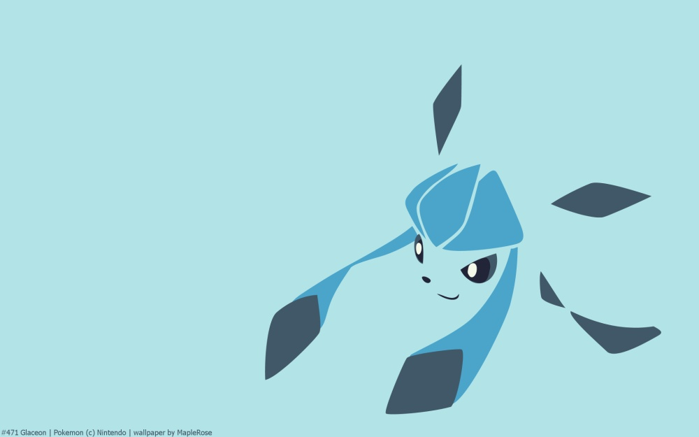 #471 Glaceon