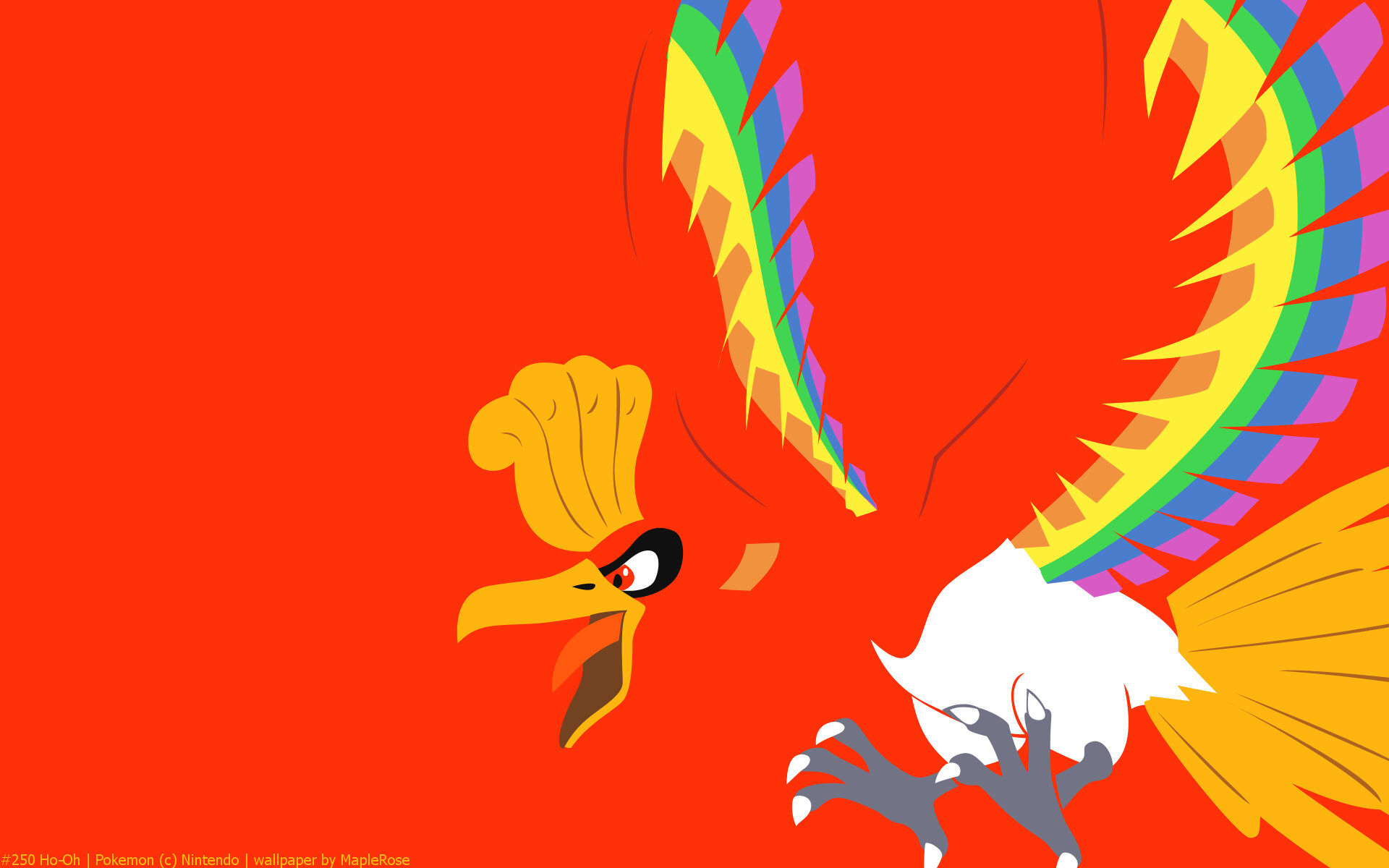 Fantastic Wallpaper Ios Pokemon - 250ho-oh-rainbow1920x1200  Picture_20440.jpg