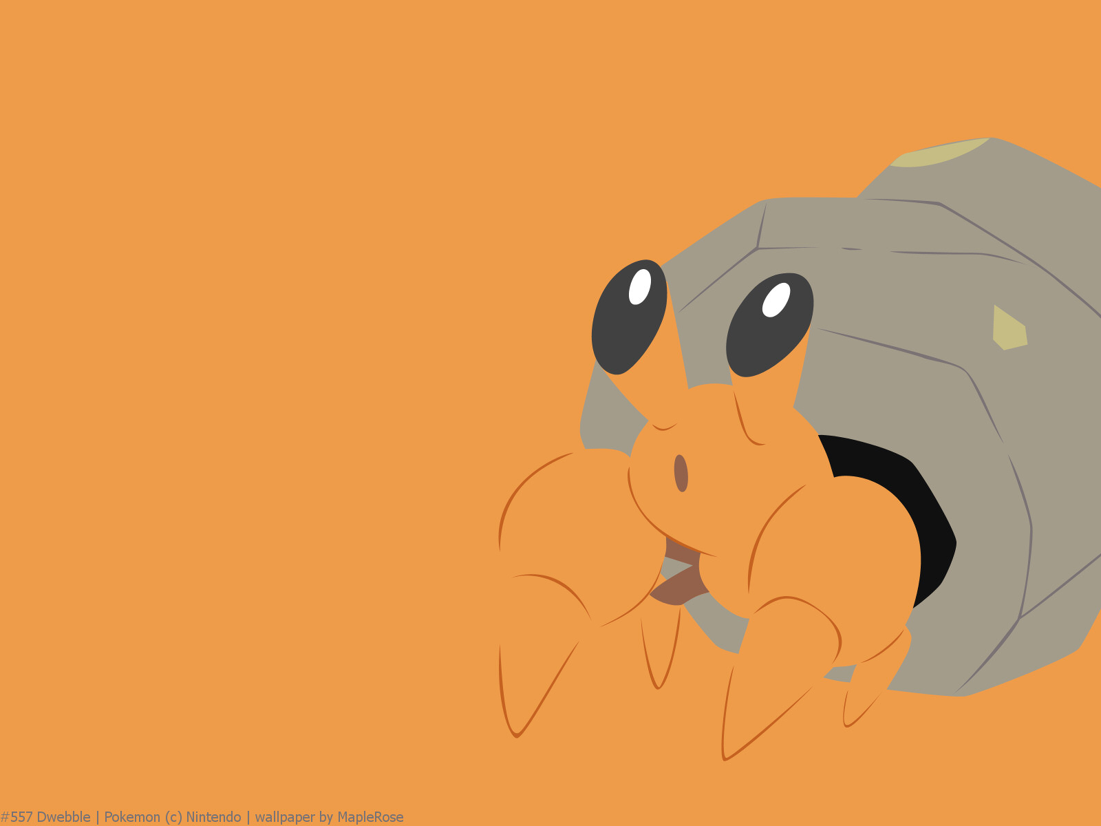Pokemon Dwebble Evolution Images | Pokemon Images
