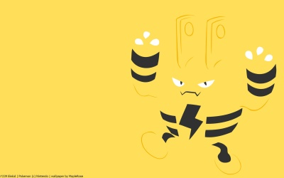 how to breed electabuzz to get elekid