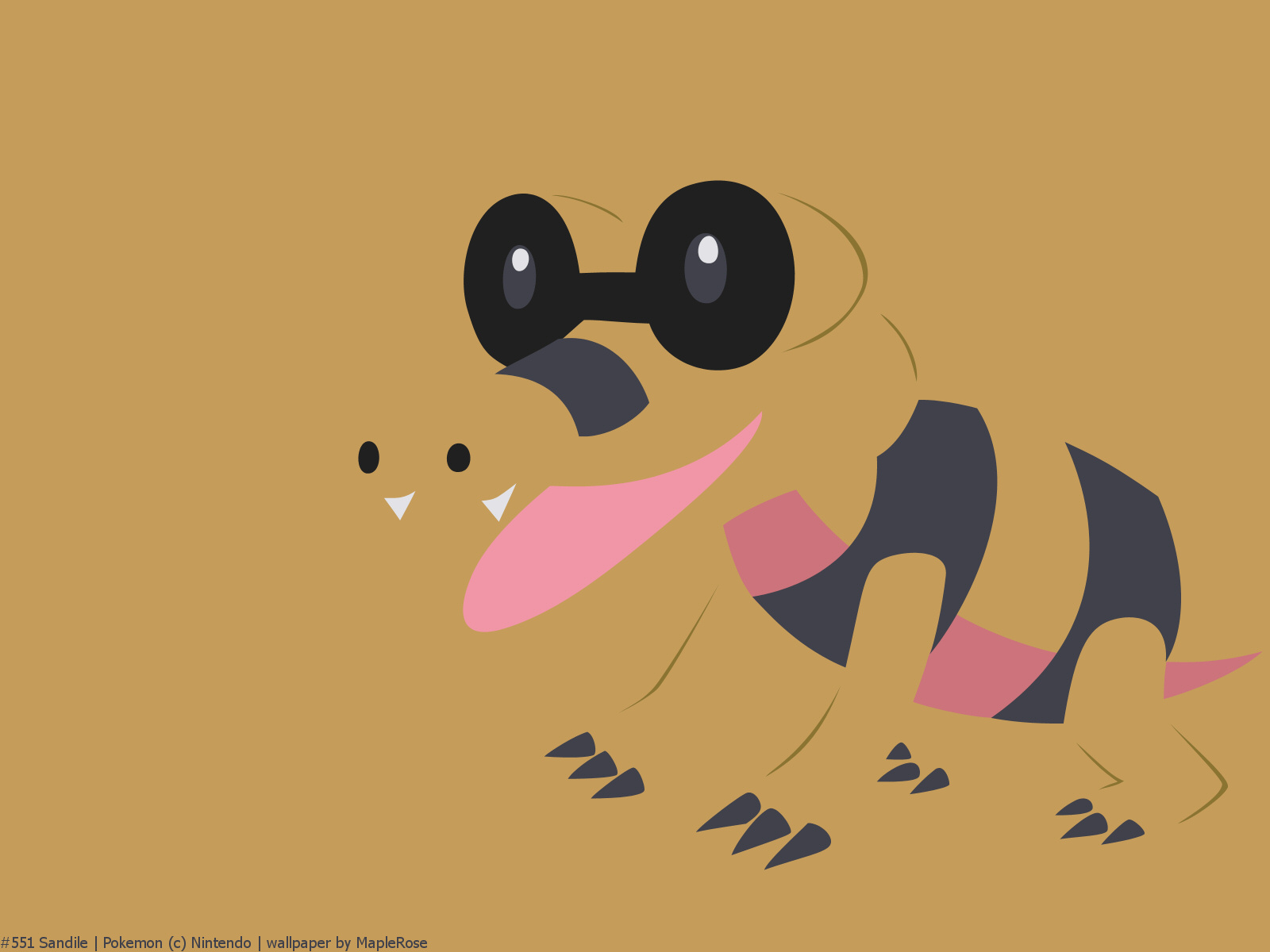 Sandile Evolved Form