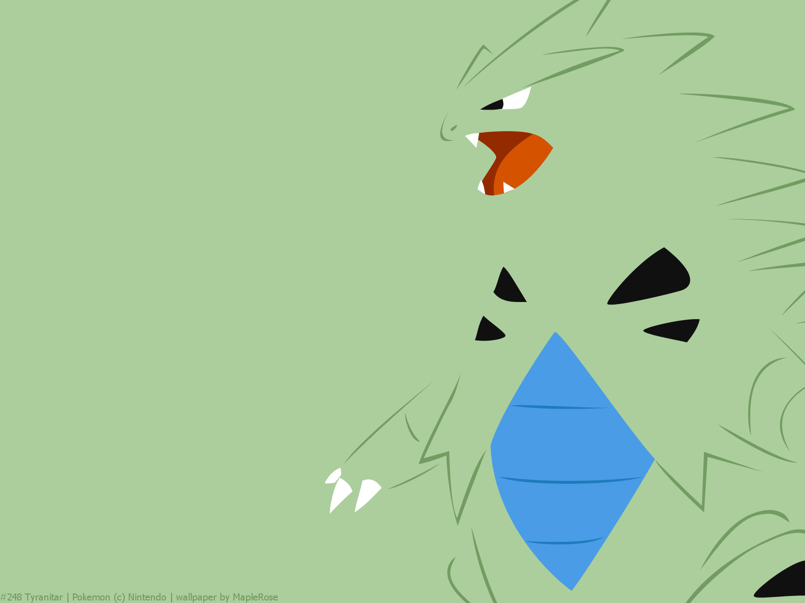 What attacks can larvitar learn