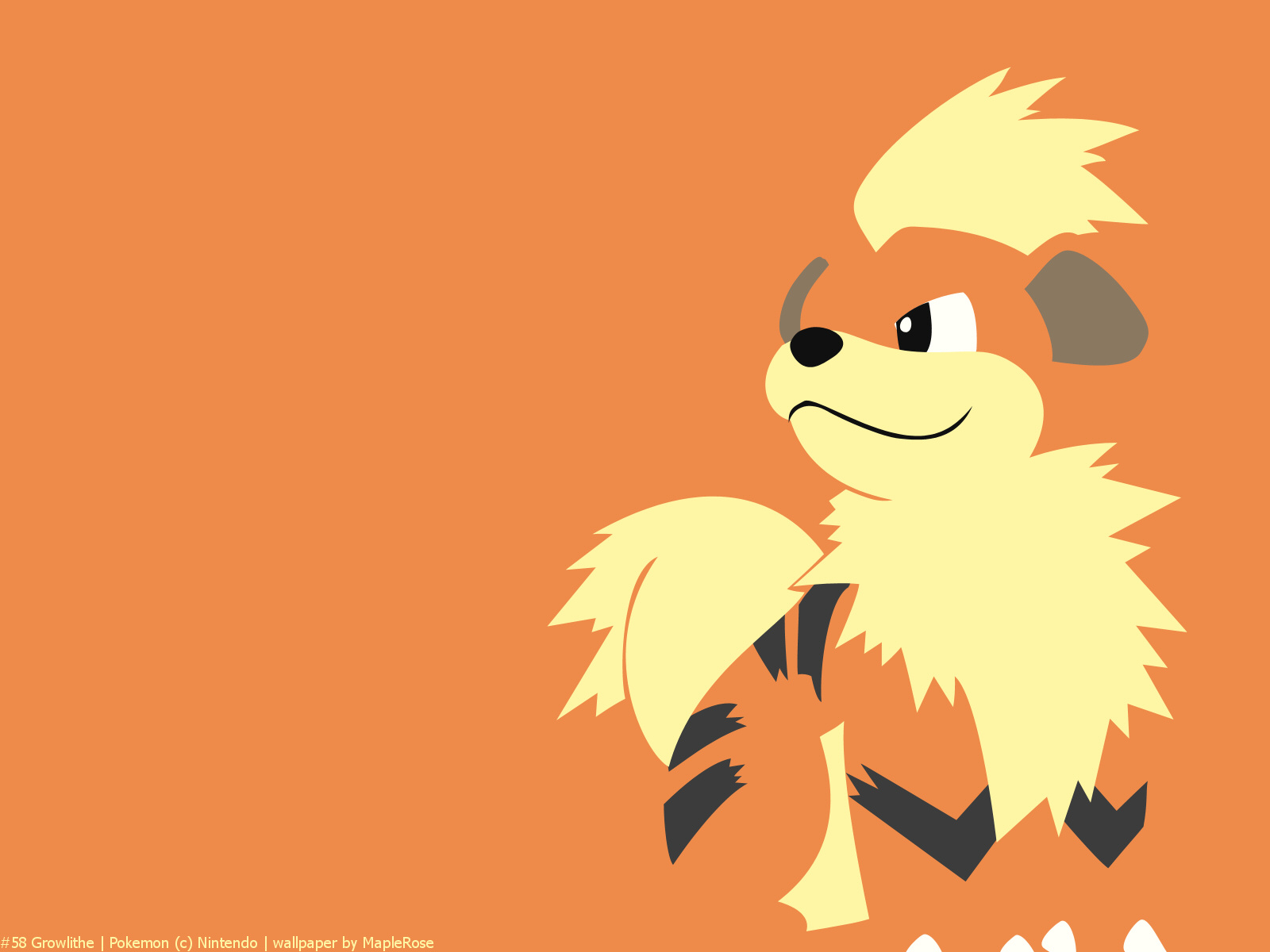 growlithe wallpaper -#main