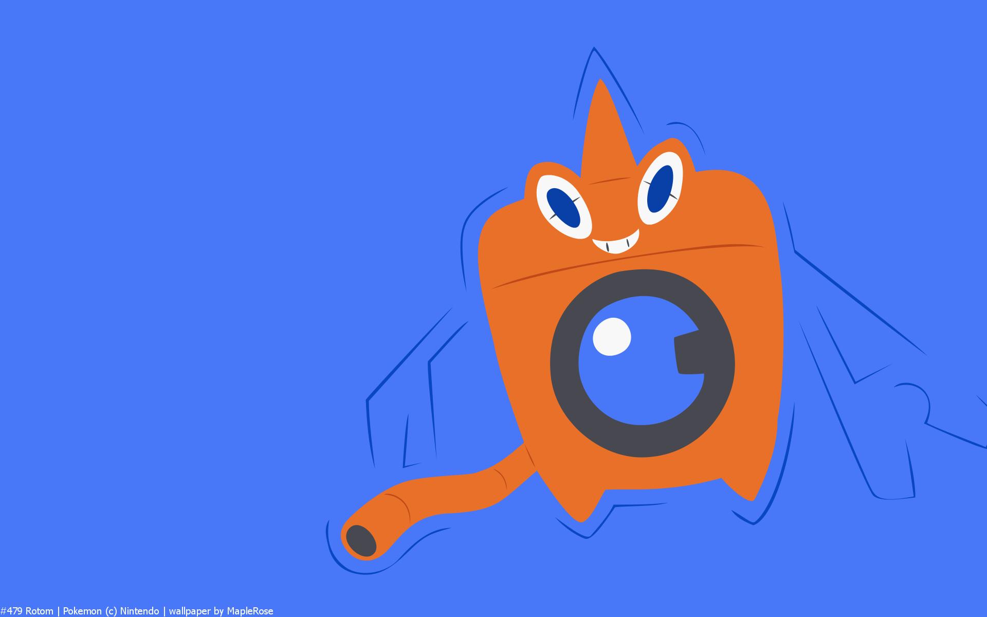 Rotom (Pokémon) - Bulbapedia, the community-driven Pokémon ...