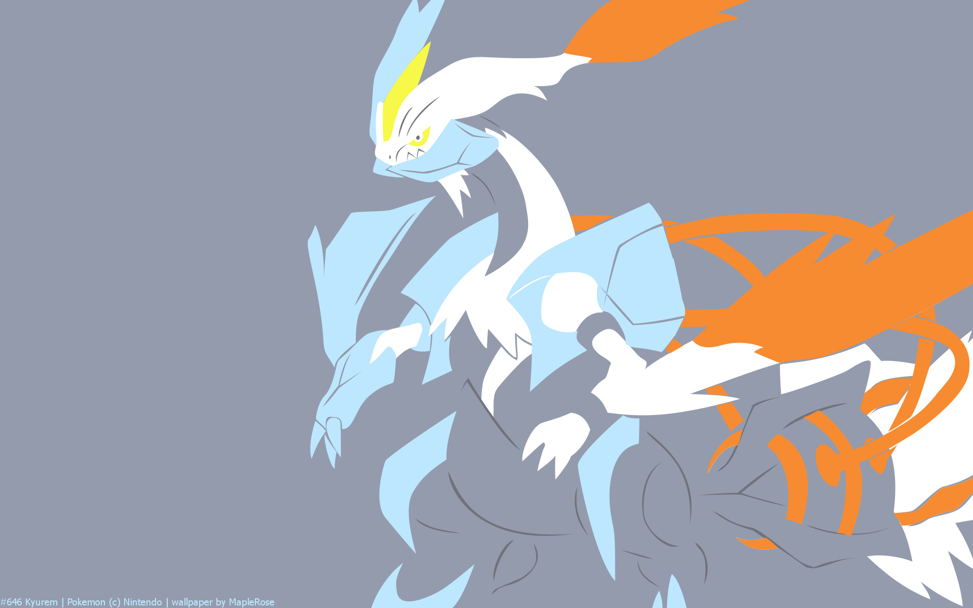 Kyurem - #646 - Serebii.net Pokédex