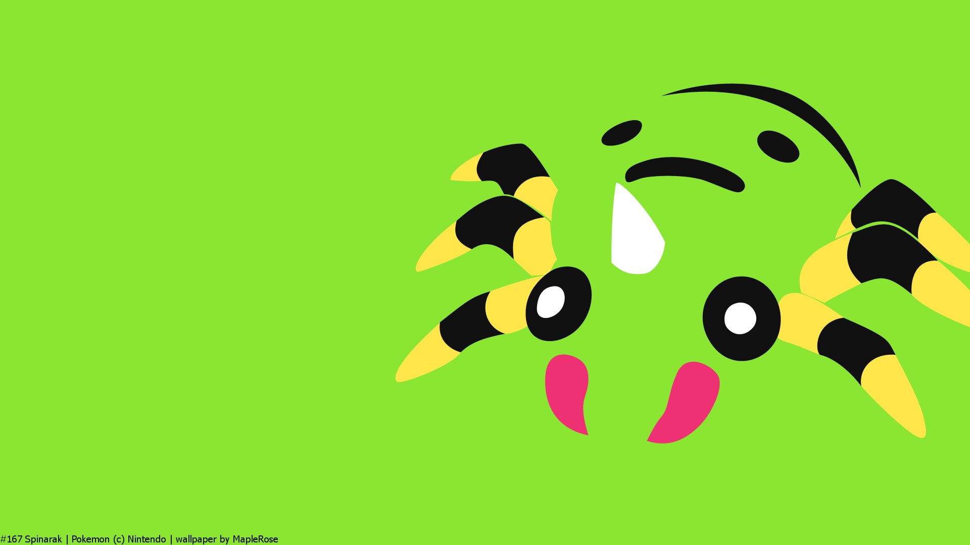Pasá Papu,Wallpapers Minimalistas de Pokemón 2da Parte