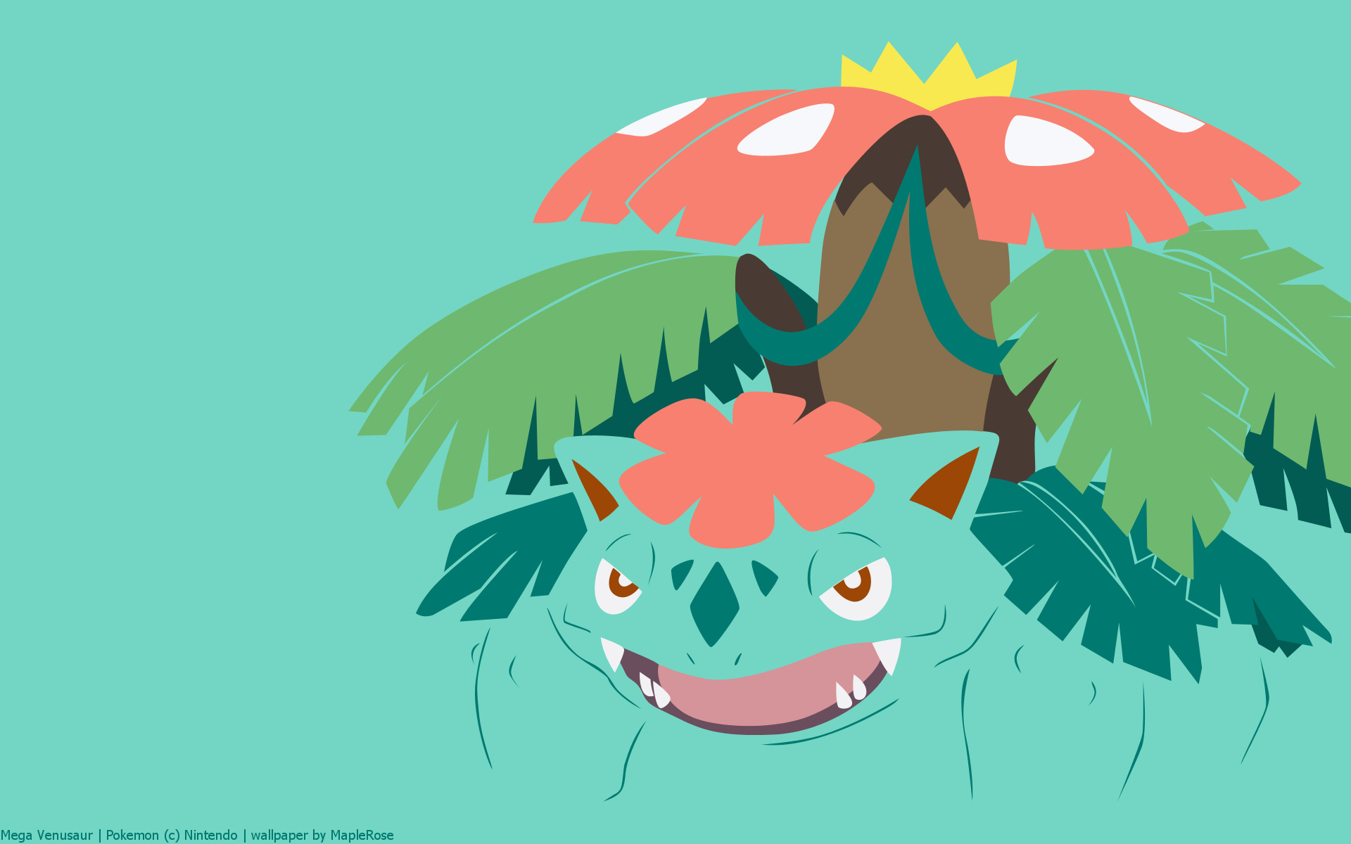 1920  215 1200   1920  215 1080   1600  215 1200Venusaur Wallpaper